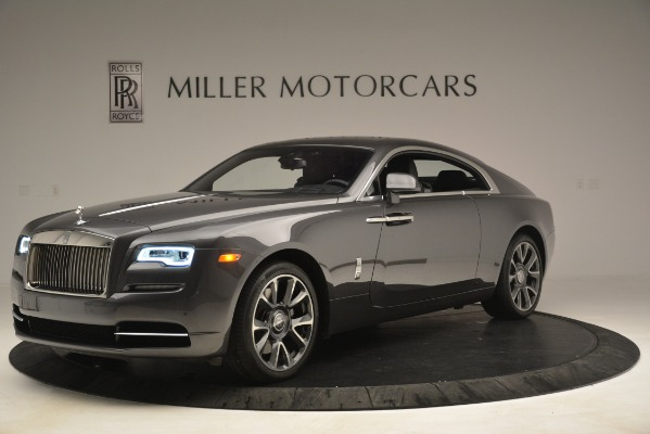 Used 2018 Rolls-Royce Wraith for sale Sold at Maserati of Westport in Westport CT 06880 3