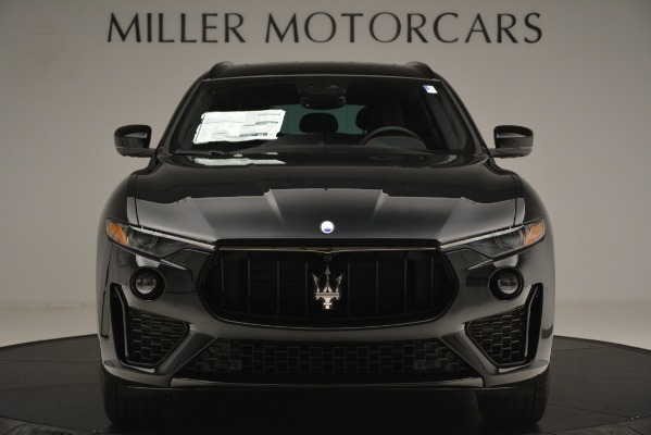 New 2019 Maserati Levante SQ4 GranSport Nerissimo for sale Sold at Maserati of Westport in Westport CT 06880 12