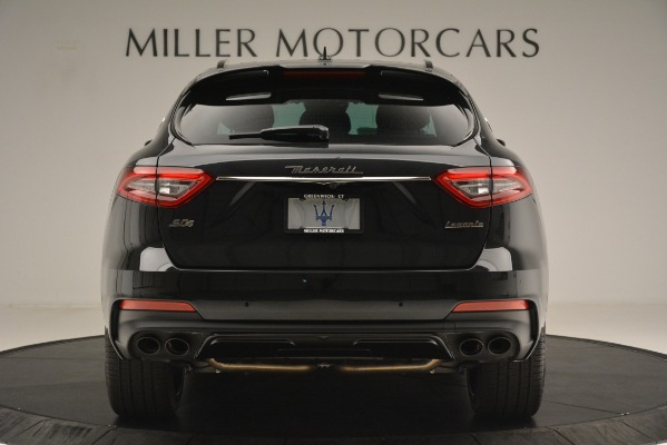 New 2019 Maserati Levante SQ4 GranSport Nerissimo for sale Sold at Maserati of Westport in Westport CT 06880 6