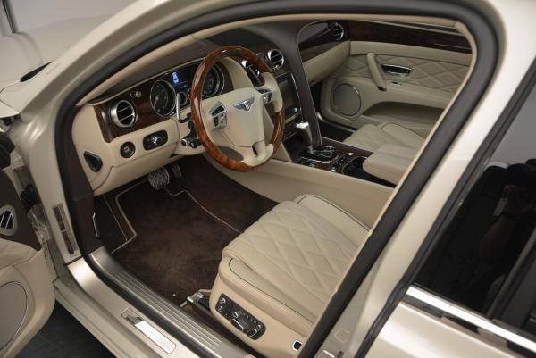 Used 2016 Bentley Flying Spur W12 for sale Sold at Maserati of Westport in Westport CT 06880 19