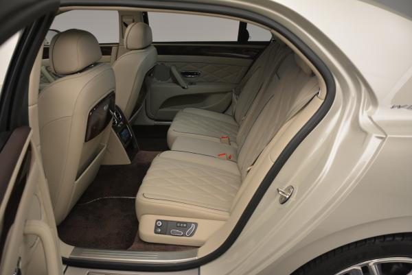 Used 2016 Bentley Flying Spur W12 for sale Sold at Maserati of Westport in Westport CT 06880 23
