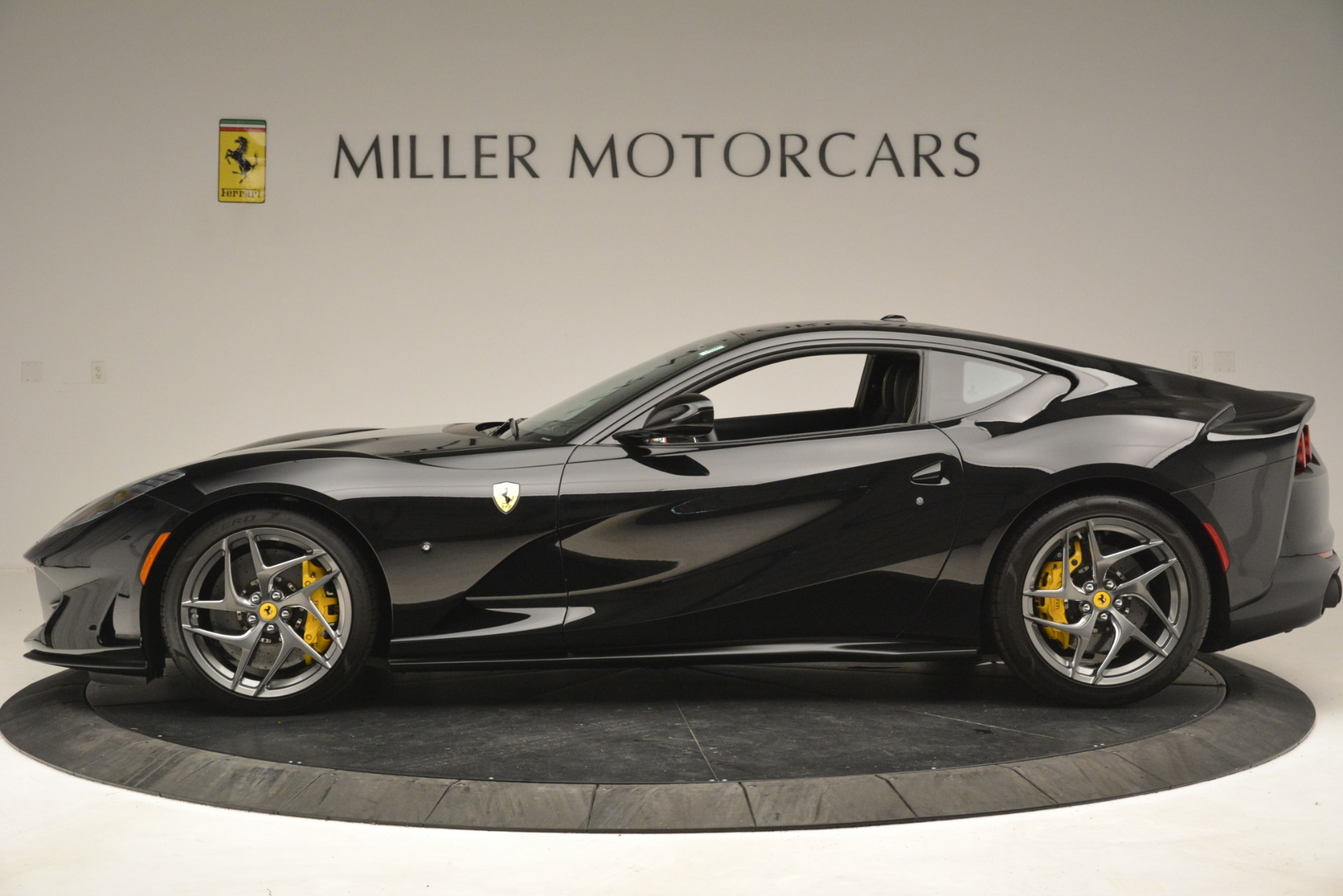 Pre Owned 2019 Ferrari 812 Superfast For Sale Special Pricing Maserati Of Westport Stock 4568