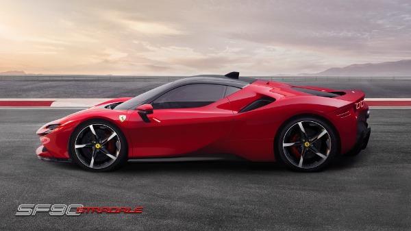 New 2021 Ferrari SF90 Stradale for sale Call for price at Maserati of Westport in Westport CT 06880 3