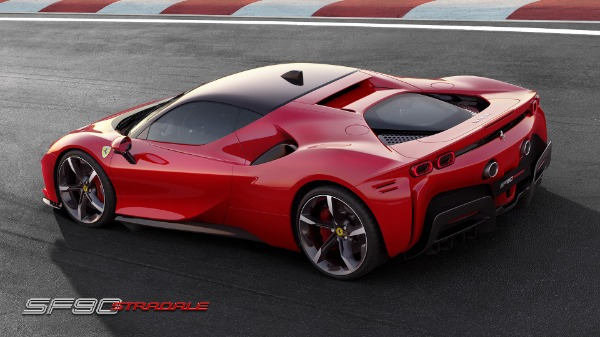 New 2020 Ferrari SF90 Stradale for sale Call for price at Maserati of Westport in Westport CT 06880 4