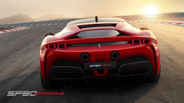 New 2021 Ferrari SF90 Stradale for sale Call for price at Maserati of Westport in Westport CT 06880 5