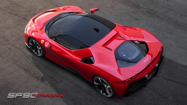 New 2021 Ferrari SF90 Stradale for sale Call for price at Maserati of Westport in Westport CT 06880 6