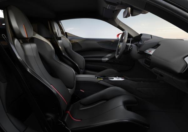 New 2021 Ferrari SF90 Stradale for sale Call for price at Maserati of Westport in Westport CT 06880 8
