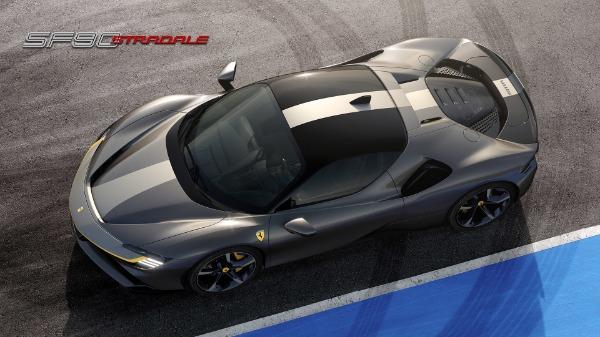 New 2021 Ferrari SF90 Stradale for sale Call for price at Maserati of Westport in Westport CT 06880 1