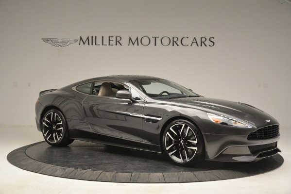 Used 2016 Aston Martin Vanquish Coupe for sale Sold at Maserati of Westport in Westport CT 06880 10
