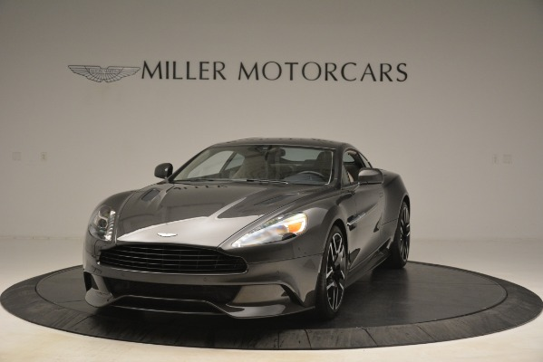 Used 2016 Aston Martin Vanquish Coupe for sale Sold at Maserati of Westport in Westport CT 06880 2