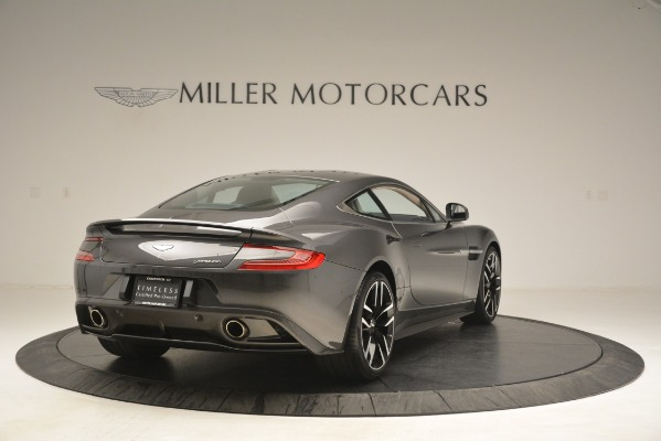 Used 2016 Aston Martin Vanquish Coupe for sale Sold at Maserati of Westport in Westport CT 06880 7
