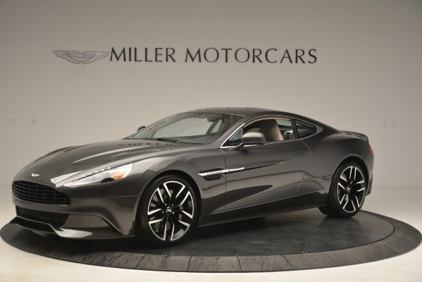 Used 2016 Aston Martin Vanquish Coupe for sale Sold at Maserati of Westport in Westport CT 06880 1