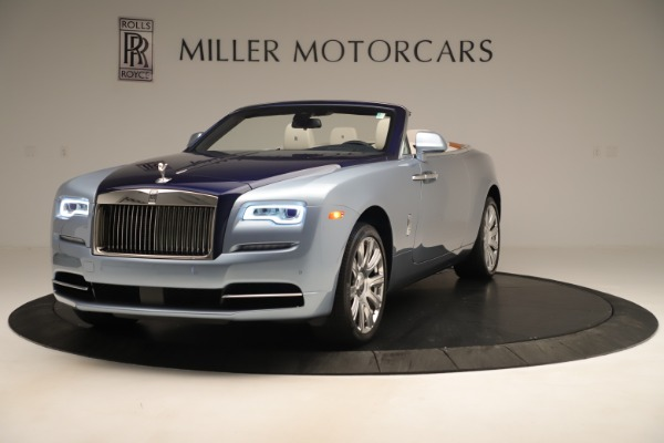Used 2016 Rolls-Royce Dawn for sale Sold at Maserati of Westport in Westport CT 06880 1