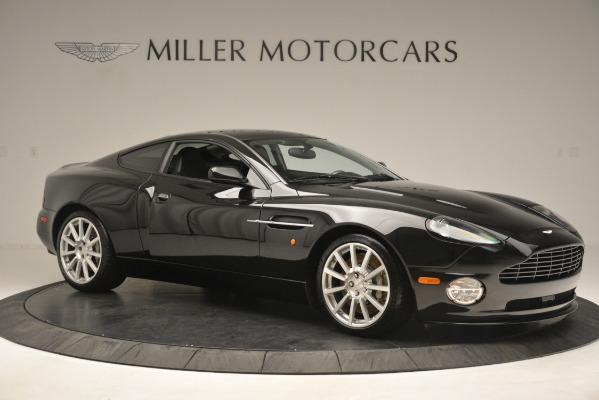 Used 2005 Aston Martin V12 Vanquish S Coupe for sale Sold at Maserati of Westport in Westport CT 06880 10