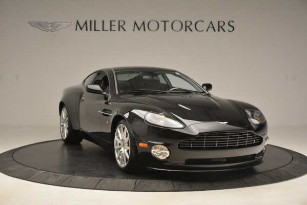 Used 2005 Aston Martin V12 Vanquish S Coupe for sale Sold at Maserati of Westport in Westport CT 06880 11