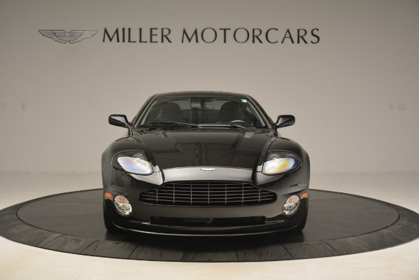 Used 2005 Aston Martin V12 Vanquish S Coupe for sale Sold at Maserati of Westport in Westport CT 06880 12