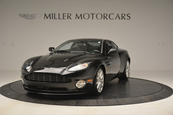 Used 2005 Aston Martin V12 Vanquish S Coupe for sale Sold at Maserati of Westport in Westport CT 06880 2