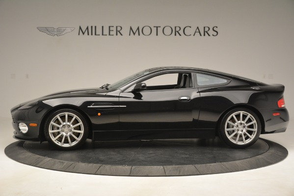 Used 2005 Aston Martin V12 Vanquish S Coupe for sale Sold at Maserati of Westport in Westport CT 06880 3