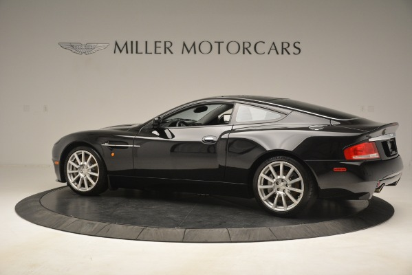Used 2005 Aston Martin V12 Vanquish S Coupe for sale Sold at Maserati of Westport in Westport CT 06880 4