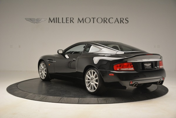 Used 2005 Aston Martin V12 Vanquish S Coupe for sale Sold at Maserati of Westport in Westport CT 06880 5