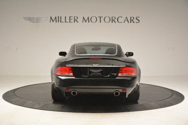 Used 2005 Aston Martin V12 Vanquish S Coupe for sale Sold at Maserati of Westport in Westport CT 06880 6