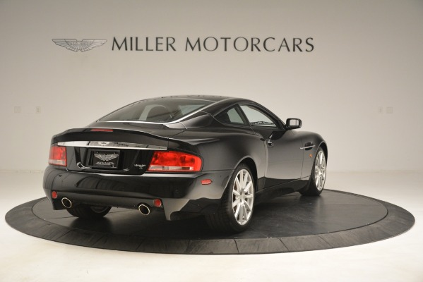 Used 2005 Aston Martin V12 Vanquish S Coupe for sale Sold at Maserati of Westport in Westport CT 06880 7