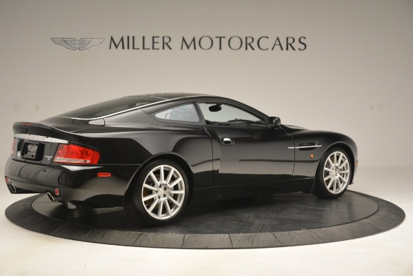 Used 2005 Aston Martin V12 Vanquish S Coupe for sale Sold at Maserati of Westport in Westport CT 06880 8