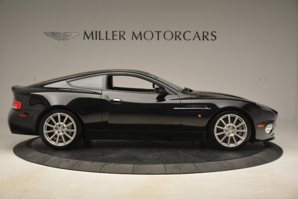Used 2005 Aston Martin V12 Vanquish S Coupe for sale Sold at Maserati of Westport in Westport CT 06880 9