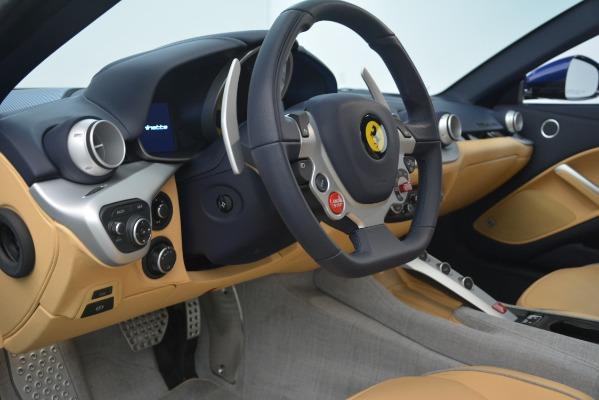 Used 2017 Ferrari F12 Berlinetta for sale Sold at Maserati of Westport in Westport CT 06880 16