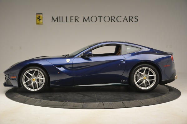 Used 2017 Ferrari F12 Berlinetta for sale Sold at Maserati of Westport in Westport CT 06880 3