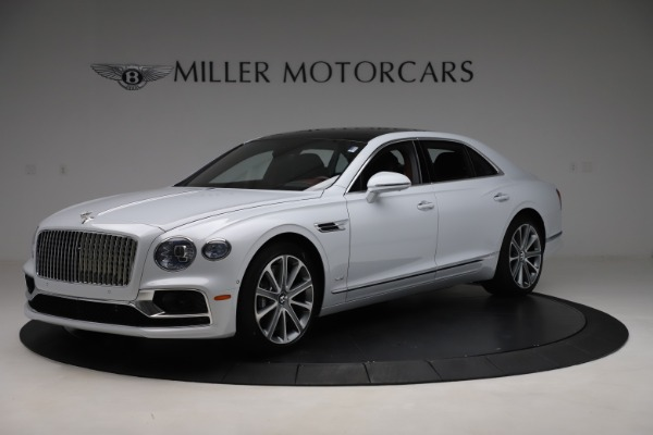 New 2021 Bentley Flying Spur W12 for sale Call for price at Maserati of Westport in Westport CT 06880 2