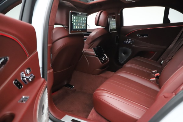 New 2021 Bentley Flying Spur W12 for sale Call for price at Maserati of Westport in Westport CT 06880 24