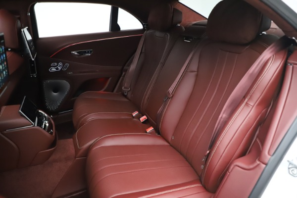 New 2021 Bentley Flying Spur W12 for sale Call for price at Maserati of Westport in Westport CT 06880 25