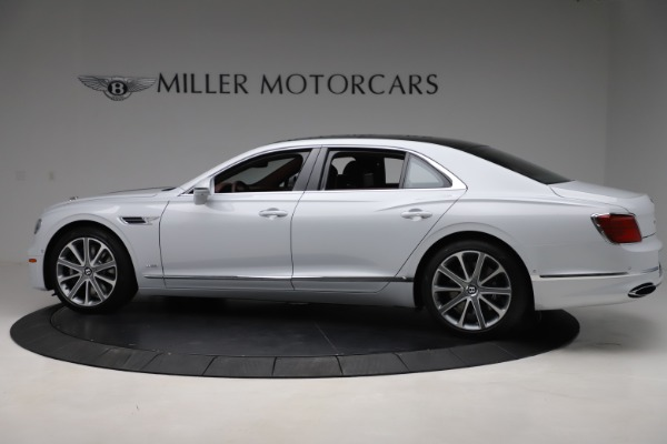 New 2021 Bentley Flying Spur W12 for sale Call for price at Maserati of Westport in Westport CT 06880 4