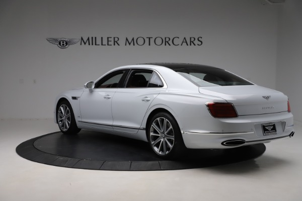 New 2021 Bentley Flying Spur W12 for sale Call for price at Maserati of Westport in Westport CT 06880 5