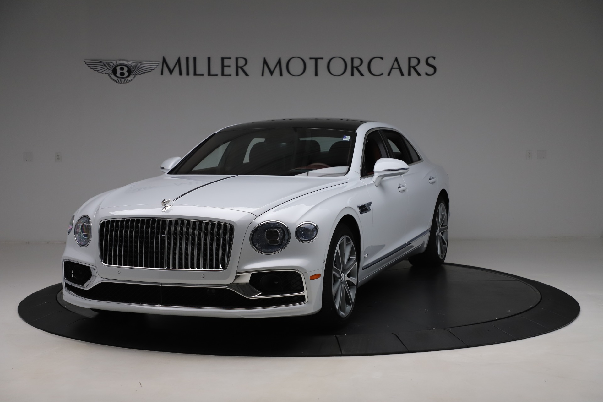 New 2021 Bentley Flying Spur W12 for sale Call for price at Maserati of Westport in Westport CT 06880 1