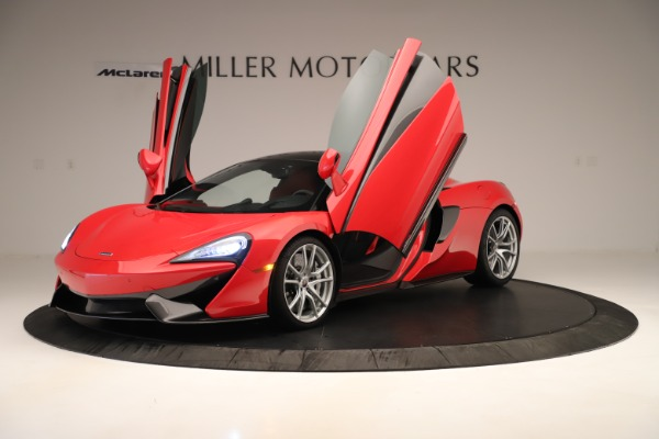 Used 2016 McLaren 570S Coupe for sale Sold at Maserati of Westport in Westport CT 06880 10