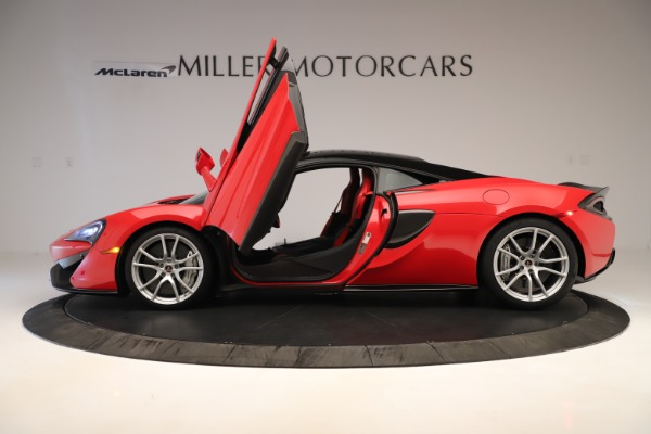 Used 2016 McLaren 570S Coupe for sale Sold at Maserati of Westport in Westport CT 06880 11