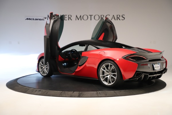 Used 2016 McLaren 570S Coupe for sale Sold at Maserati of Westport in Westport CT 06880 12