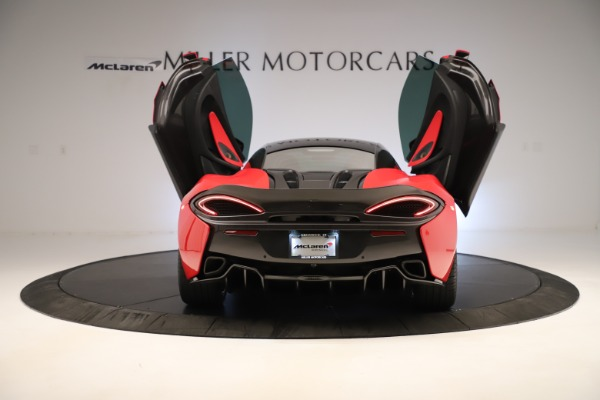 Used 2016 McLaren 570S Coupe for sale Sold at Maserati of Westport in Westport CT 06880 13
