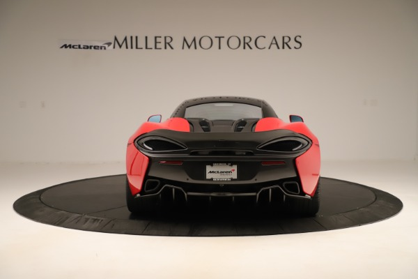 Used 2016 McLaren 570S Coupe for sale Sold at Maserati of Westport in Westport CT 06880 4