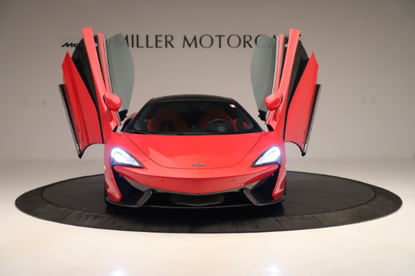 Used 2016 McLaren 570S Coupe for sale Sold at Maserati of Westport in Westport CT 06880 9