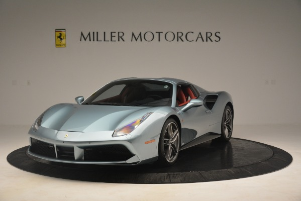 Used 2017 Ferrari 488 Spider for sale Sold at Maserati of Westport in Westport CT 06880 13