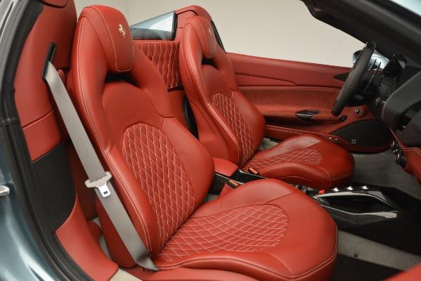 Used 2017 Ferrari 488 Spider for sale Sold at Maserati of Westport in Westport CT 06880 24