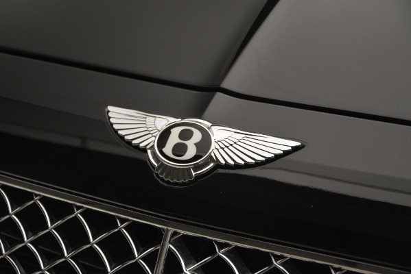 Used 2017 Bentley Bentayga W12 for sale Sold at Maserati of Westport in Westport CT 06880 14