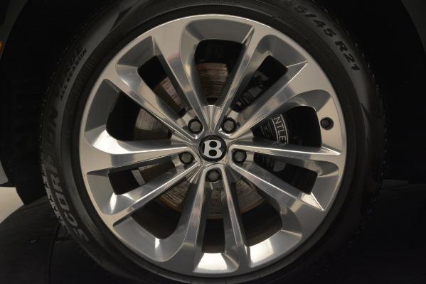 Used 2017 Bentley Bentayga W12 for sale Sold at Maserati of Westport in Westport CT 06880 16