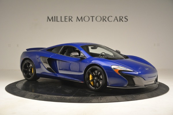 Used 2015 McLaren 650S Coupe for sale $139,900 at Maserati of Westport in Westport CT 06880 10