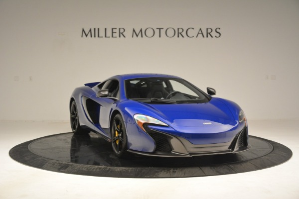 Used 2015 McLaren 650S for sale Sold at Maserati of Westport in Westport CT 06880 11