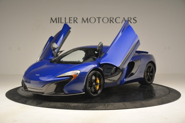 Used 2015 McLaren 650S for sale Sold at Maserati of Westport in Westport CT 06880 14
