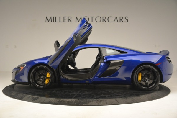 Used 2015 McLaren 650S for sale Sold at Maserati of Westport in Westport CT 06880 15